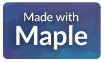 Math Apps Made with Maple