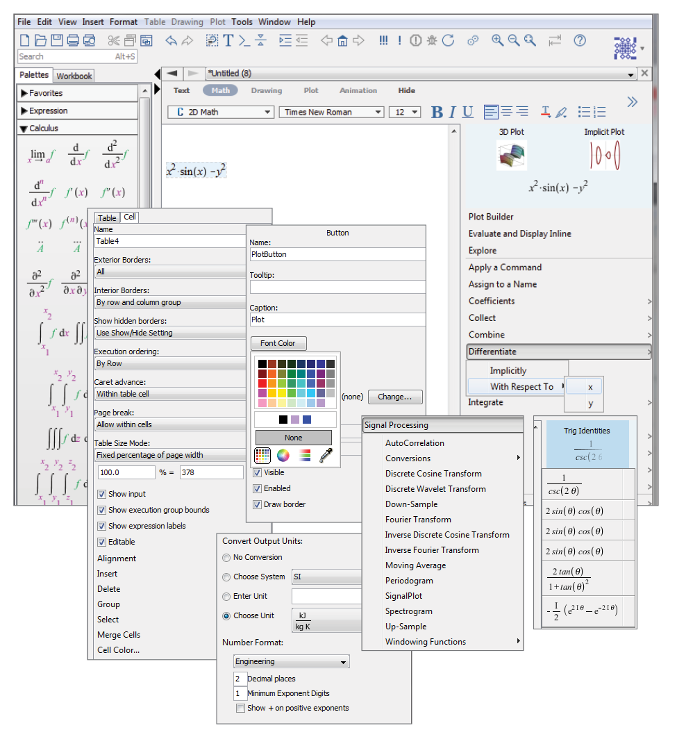 New Features in Maple 2018 - Technical Computing Software for ...